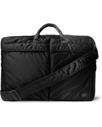 Porter - - Tanker Briefcase - Men - Nylon - One Size - Lyst