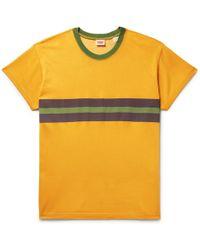 Levi's - Striped Cotton-blend T-shirt - Lyst