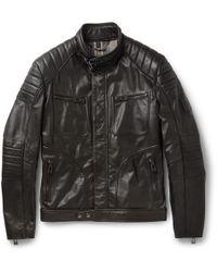 Belstaff - Weybridge Waxed-leather Jacket - Lyst