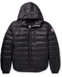 Canada Goose - Lodge Packable Ripstop Shell Hooded Down Jacket - Lyst
