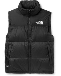 The North Face - 1996 Retro Nuptse Slim-fit Quilted Shell Down Gilet - Lyst 8ecdc4944