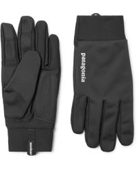 Patagonia - Wind Shield Gloves - Lyst