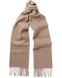 Johnstons - Cashmere Scarf - Lyst
