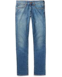 Incotex | Slim-fit Stretch-denim Jeans | Lyst