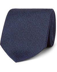 Tom Ford - 8cm Metallic Silk-jacquard Tie - Lyst