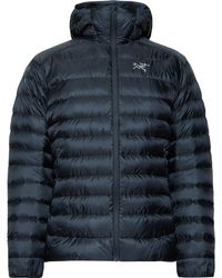 Arc'teryx - Cerium Lt Slim-fit Quilted Ripstop Hooded Down Jacket - Lyst