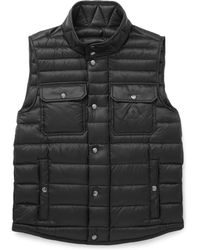 Moncler | Ever Light Quilted Shell Down Gilet | Lyst