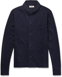 J.Crew | Wallace & Barnes Cotton Shirt Jacket | Lyst