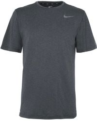 Nike - Breathe Dri-fit T-shirt - Lyst