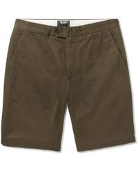 Todd Snyder - Hudson Cotton-twill Shorts - Lyst
