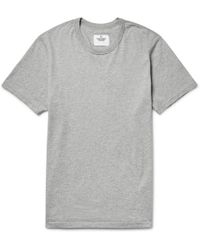 Reigning Champ - Ring-spun Cotton-jersey T-shirt - Lyst
