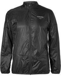 Nike - Nikelab Gyakusou Packable Ripstop And Mesh Running Jacket - Lyst