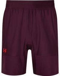 Under Armour - Vanish Panelled Heatgear Shorts - Lyst