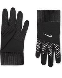 Nike - Sphere 360 Dri-fit Running Gloves - Lyst