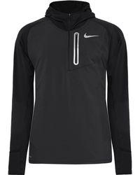 Nike - Therma Sphere Element Hybrid Dri-fit Half-zip Hoodie - Lyst