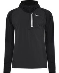 Nike - Therma Sphere Element Hybrid Dri-fit Half-zip Hoodie - Lyst