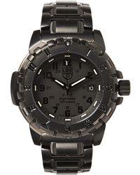 Luminox - F-177 Nighthawk 6400-series Stainless Steel Watch - Lyst