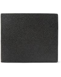 Mark Cross - Saffiano Leather Billfold Wallet - Lyst