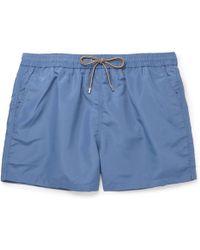 Paul Smith - Mid-length Swim Shorts - Lyst