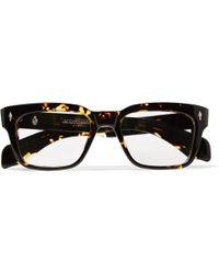 Jacques Marie Mage - Molino Square-frame Tortoiseshell Acetate Optical Glasses - Lyst