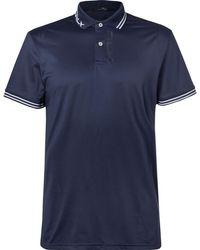 RLX Ralph Lauren - Luke Donald Perforated Stretch-jersey Polo Shirt - Lyst