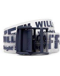 Off-White c/o Virgil Abloh - 3.5cm Navy Industrial Pvc Belt - Lyst