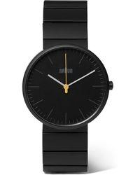 Braun - Bn0171 Matte Ceramic Watch - Lyst