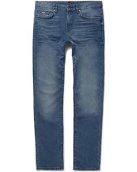 BOSS - Delaware Slim-fit Denim Jeans - Lyst