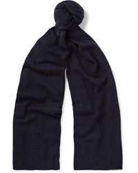 Theory - Donners Cashmere Scarf - Lyst