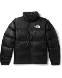 The North Face - 1996 Retro Nuptse Quilted Shell Hooded Down Jacket - Lyst