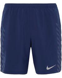 Nike - Distance Flash Dri-fit Shorts - Lyst
