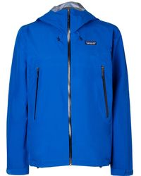 Patagonia - Cloud Ridge Waterproof Ripstop Hooded Jacket - Lyst