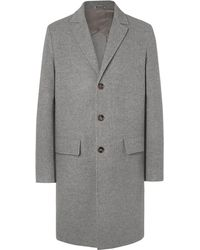 MR P. - Double-faced Virgin Wool Coat - Lyst
