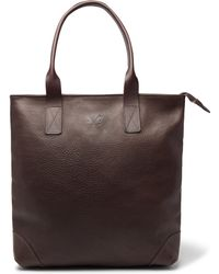 Bennett Winch - Full-grain Leather Tote Bag - Lyst