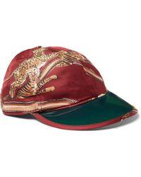 0a50674e Men's Gucci Hats Online Sale - Lyst