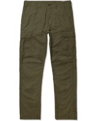 Orslow - Cotton-ripstop Cargo Trousers - Lyst