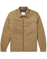 Noon Goons - Puppytooth Cotton Jacket - Lyst