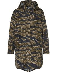 Nike - Lab Camouflage-print Shell Hooded Parka - Lyst