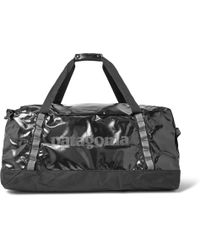 Patagonia - Black Hole 90l Duffle Bag - Lyst