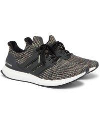 7e0fd9aaffe adidas Originals - Ultraboost Rubber-trimmed Primeknit Sneakers - Lyst