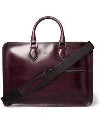 Berluti | Deux Jours Leather Briefcase | Lyst