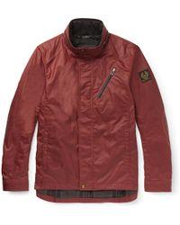 Belstaff - Citymaster 2.0 Waxed-cotton Jacket - Lyst