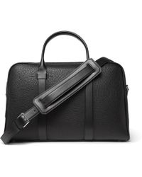 Tom Ford - Buckley Full-grain Leather Briefcase - Lyst