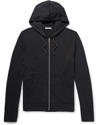 James Perse - Supima Cotton-jersey Hoodie - Lyst