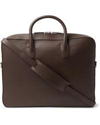 Mansur Gavriel - Leather Briefcase - Lyst