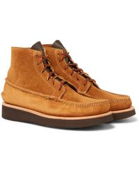 Yuketen - Maine Guide Suede Boots - Lyst