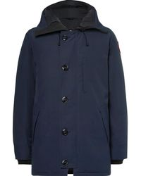 Canada Goose - Chateau Shell Hooded Down Parka - Lyst