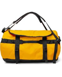 The North Face - Base Camp Medium Coated-canvas Duffle Bag - Lyst