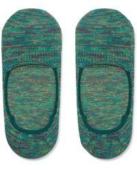 Anonymous Ism - Mélange Stretch-knit Socks - Lyst
