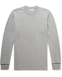 Sleepy Jones - Powell Cotton-blend Jersey Pyjama T-shirt - Lyst